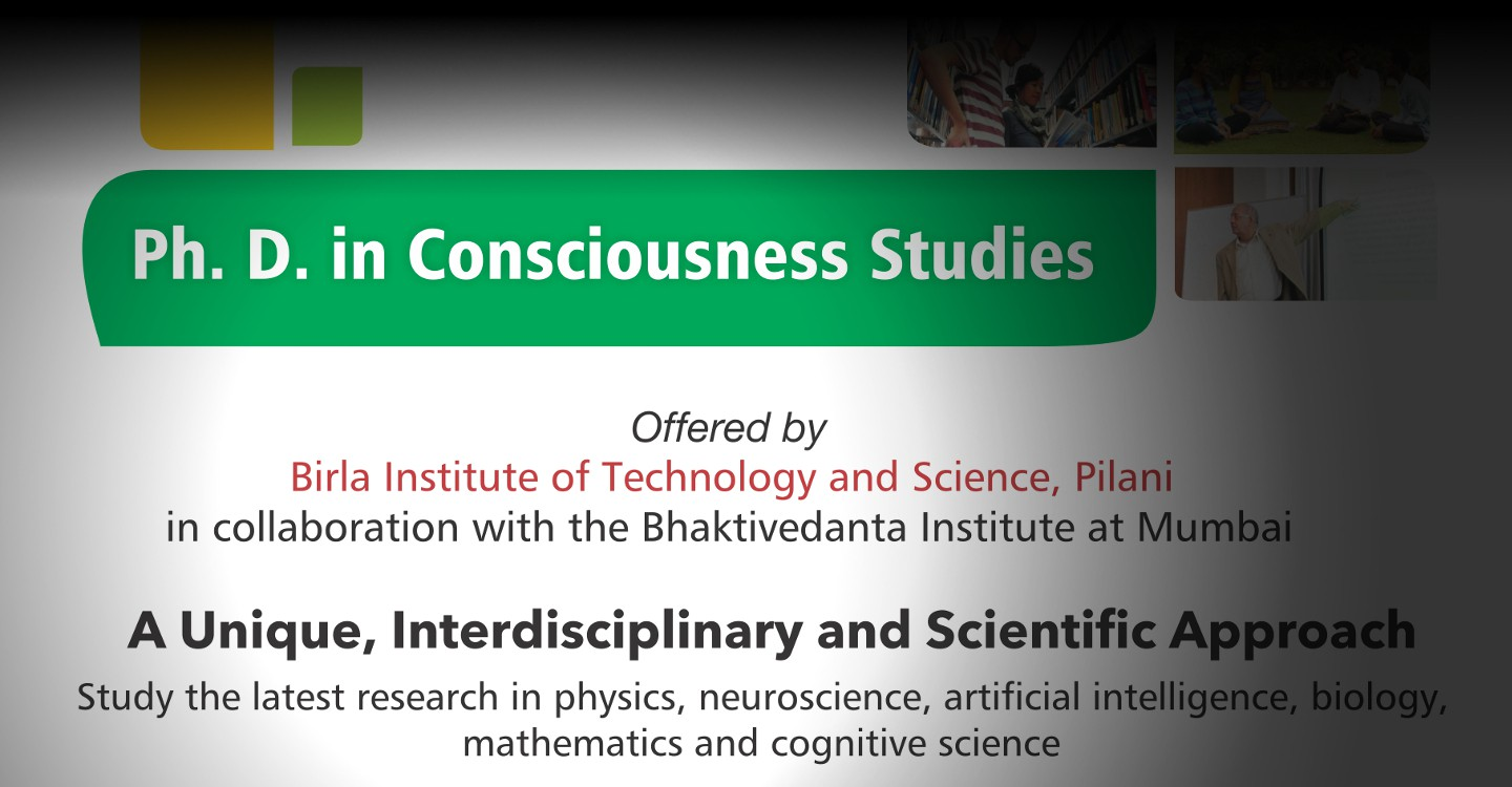 Ph.D. in Consciousness Studies